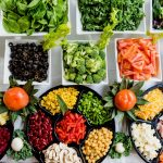 Salad Bar for Healthy Habits